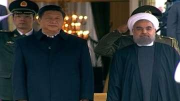Китай и Иран възстановяват Пътя на коприната