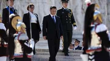 Визита на китайския президент Си Дзинпин в Италия