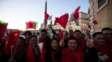 Китай и Италия се разбраха за стратегическо партньорство