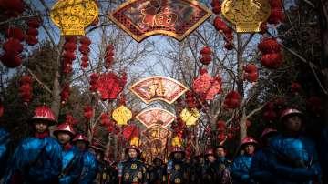 Започват празненствата за Китайската нова година