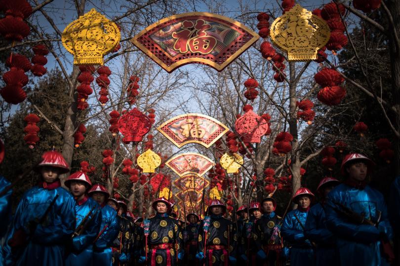 Започват празненствата за Китайската нова година, известна още като
