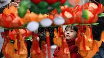 В Китай започнаха празненствата за настъпването на Лунната нова година
