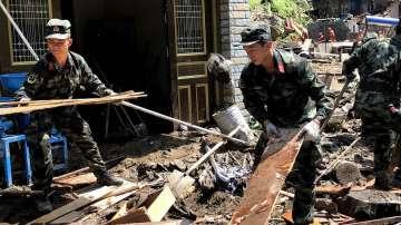 Тайфунът Лекима взе десетки жертви в Източен Китай