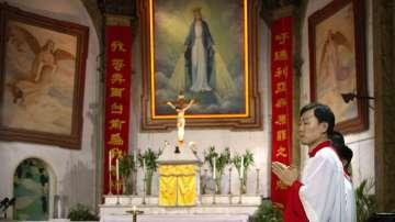 """Ватиканът сключи """"временно споразумение"""" с Китай за назначаването на епископи"""