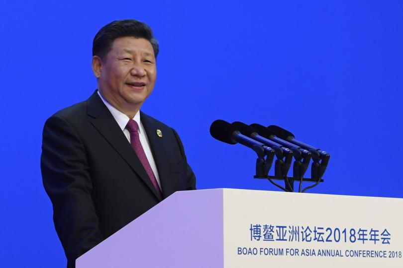 дзинпин китай отваря икономиката