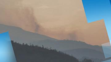 Пожарът в Чипровския балкан е овладян, ситуацията в Сърбия остава сериозна