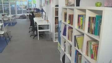 Денонощна читалня отваря врати в Студентски град