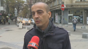 До 10 дни поставят новия бастун на мястото на откраднатия на площад Славейков