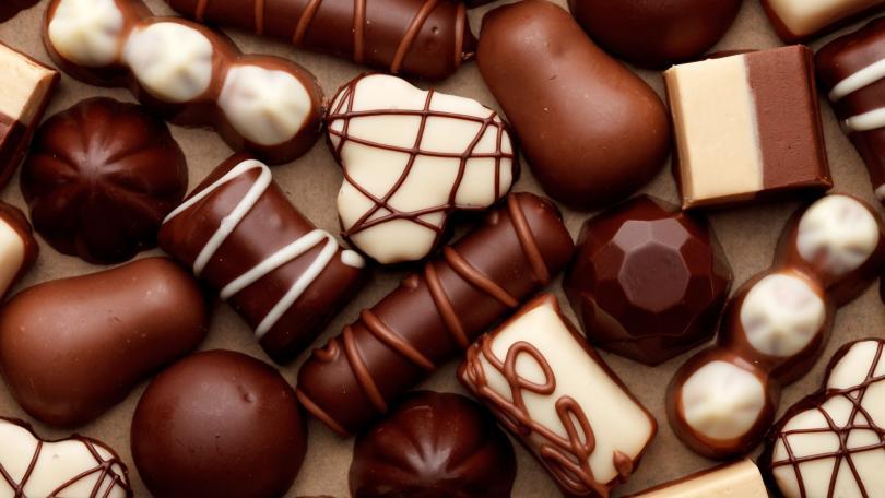 Снимка: Шоколадова подготовка за Свети Валентин в Австралия