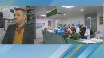 Доц. Андрей Чорбанов за коронавируса: Натискът за адекватни мерки е сериозен