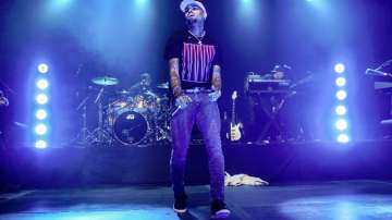 В дома на певеца Крис Браун не са намерени наркотици и оръжие след ареста му