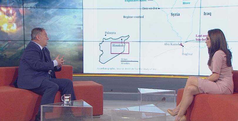 Снимка: Проф. Чуков: Няма данни за българи сред бойците на Ислямска държава