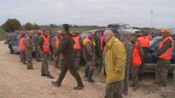 Започна избиването на дивите прасета в ловно стопанство Зеленка заради чумата