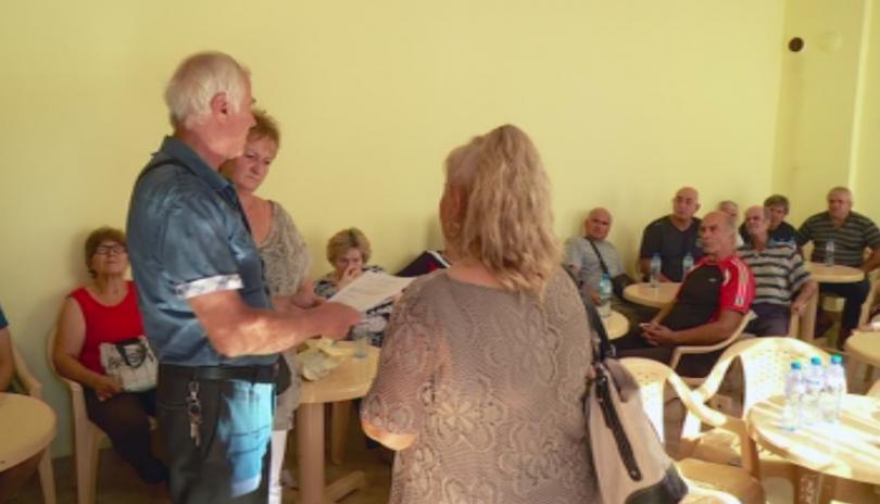 Напрежение сред жители и кметове на села в община Първомай