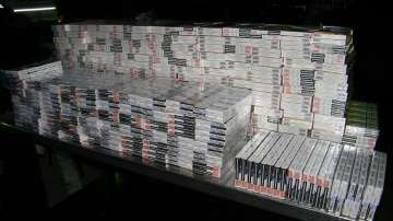 Приходите от контрабандата на цигари за 10 години са около 3,5 млрд. лева