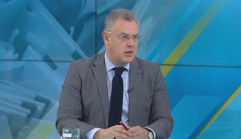 Александър Андреев: За следващите избори би следвало да има машинно гласуване