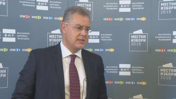 Александър Андреев: В ЦИК са постъпили около десет сигнала за нарушения