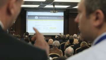 ЦИК представи демонстрация на електронно дистанционно гласуване