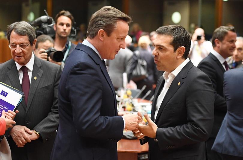 Ципрас: Брекзитът е шок с исторически мащаби