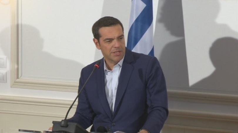 Гърция създава Национална служба за борба с извънредните ситуации
