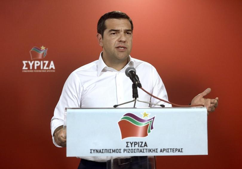 ципрас призова гласува прогресивните сили