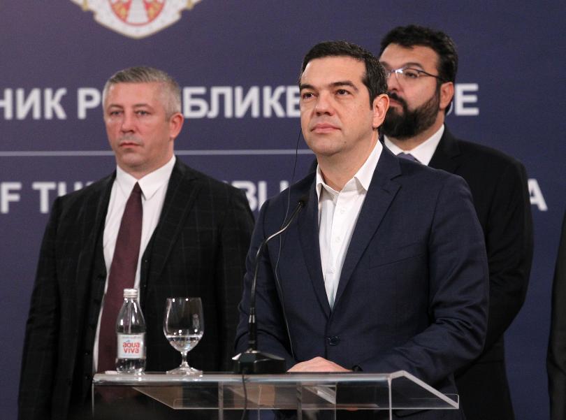 снимка 4 Бойко Борисов в Белград: Ако нещо може да потопи Балканите, това е миграцията
