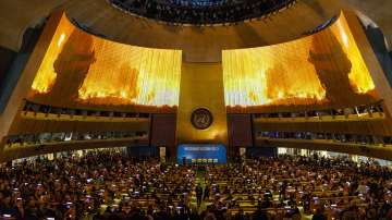 Румен Радев и Екатерина Захариева участваха в срещата за климата на ООН