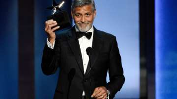 Джордж Клуни получи награда за цялостни постижения