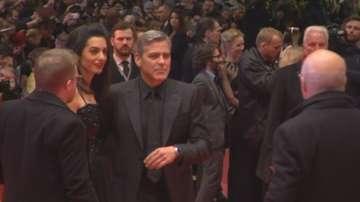 Джордж Клуни и Ангела Меркел разговаряха  за бежанската криза