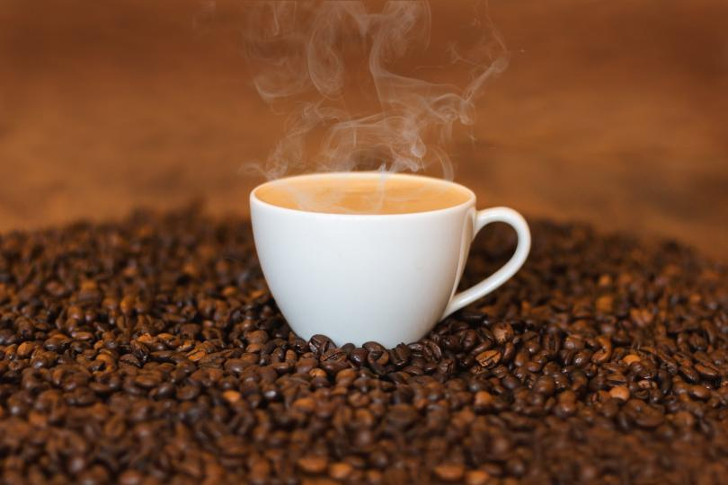 кафето помага красиво здраво лице