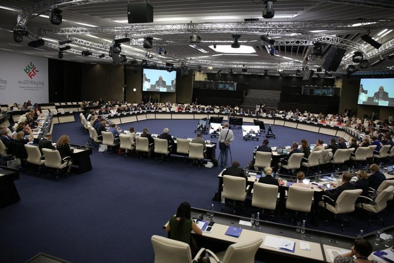 снимка 1 Страните членки на ЕС обсъждат разпределянето на 373 млрд. евро до 2027 г.