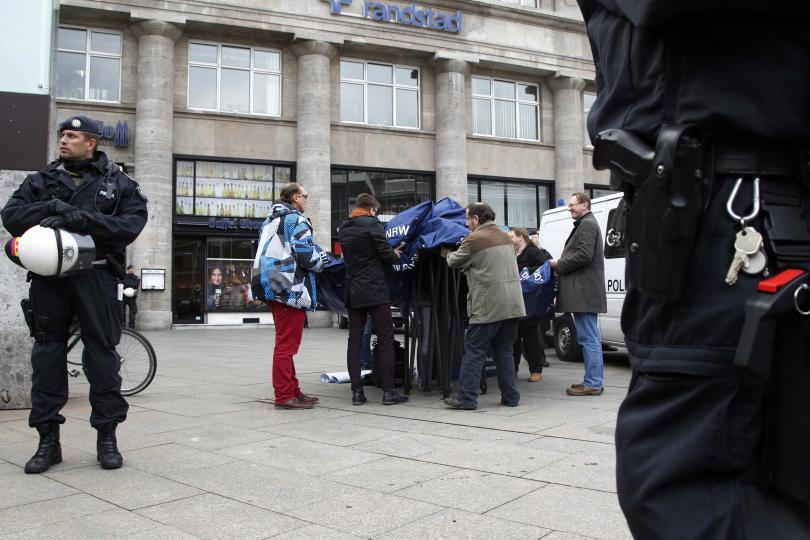 снимка 3 Кой е виновен за нападенията в Кьолн?