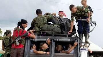 Подписват историческото мирно споразумение в Колумбия