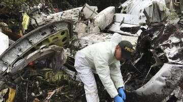 Недостиг на гориво е причинил самолетната катастрофа в Колумбия