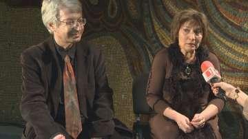 Георгита Бояджиева и Росен Идеалов с юбилеен концерт в НДК