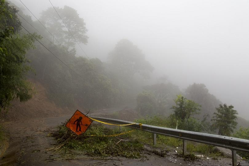 Над 20 души загинаха заради бурята Нейт в Централна Америка