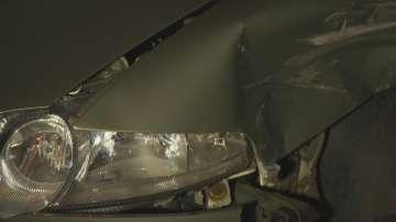 Задържаха шофьор с 3,87 промила алкохол след катастрофа