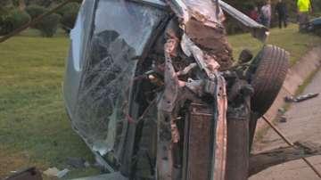 Кола в насрещното причини тежка катастрофа в столицата