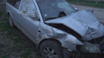 Трима души загинаха при катастрофи край Монтана
