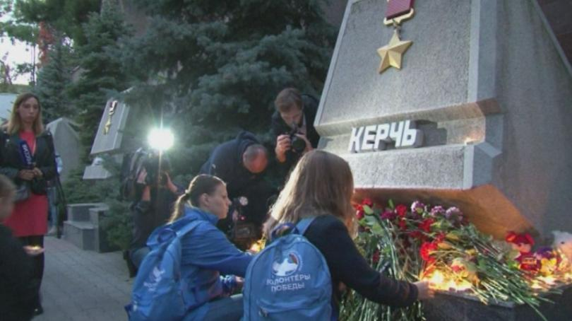 Траур в Русия след вчерашната трагедия в колеж в град