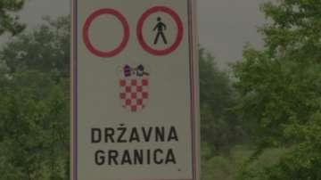 Сигнал за жестоко отношение на хърватската гранична полиция към мигранти