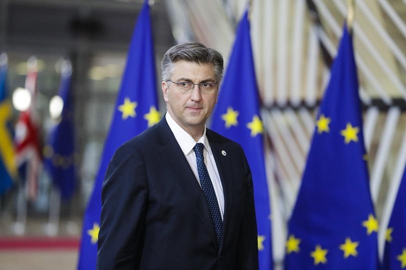 Хърватският парламент утвърди новия състав на правителството, предложен от хърватския