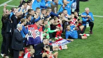 Хърватия с поглед към световната купа по футбол
