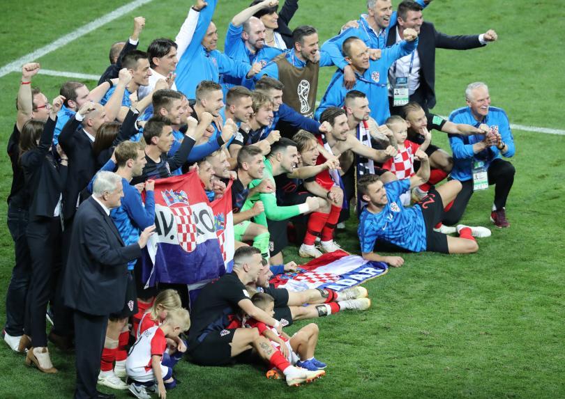 Първата балканска държава на финал на световен футболен шампионат вече