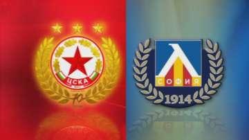 Преди вечното дерби: ЦСКА и Левски играят на Националния стадион В. Левски