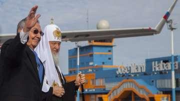 Историческа среща между папа Франциск и патриарх Кирил