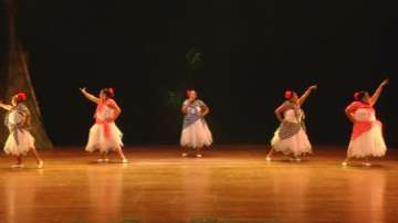 Страст към танца