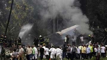 Боинг 737 се разби край Хавана