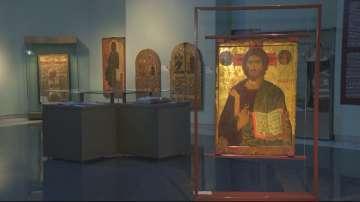 Символите на Охридската църква в историческия музей