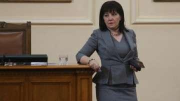 Цвета Караянчева: Претърпях пътен инцидент, но съм добре